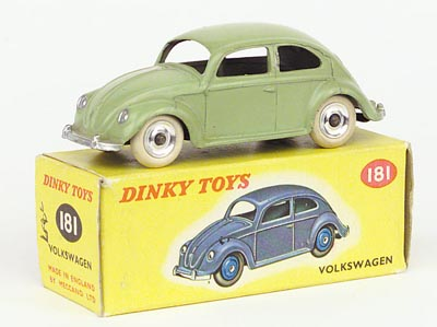 South African Dinky No