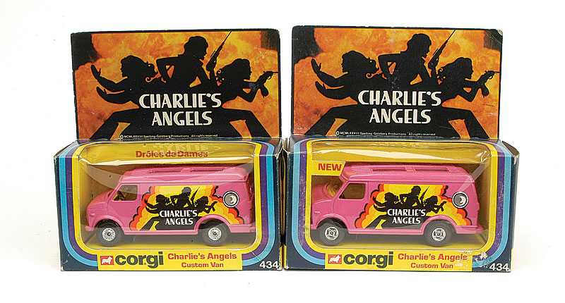 Corgi Toys Pair of No