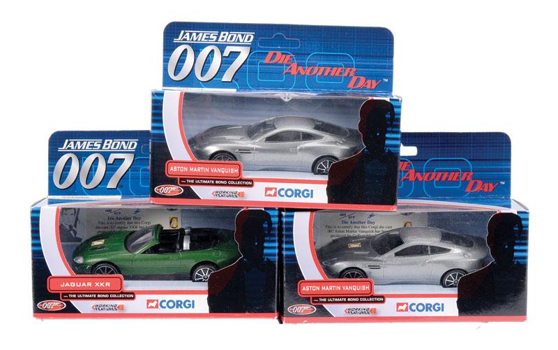 """Corgi """"James Bond"""" No"""