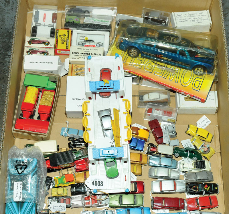 Wiking, Revel, Western Models, Tuf-Toys, Corgi, Lledo a mixed boxed and unboxed group in various scales consisting largely of Bentley and Rolls Royce vehicles