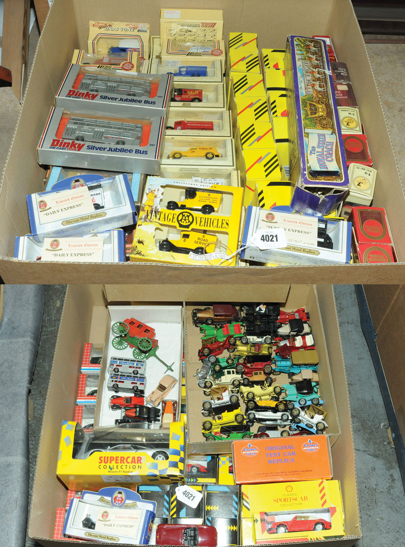 Dinky, Maisto, Edocar, Lledo, Oxford Diecast, Matchbox Models of Yesteryear and similar