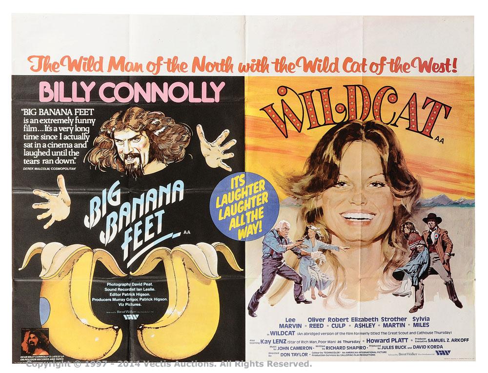 Film Poster Lot (1970s-1980s)