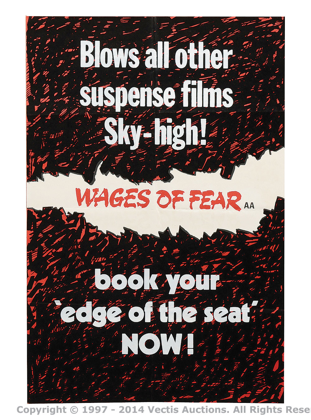 Wages Of Fear (1953, R-1960s)