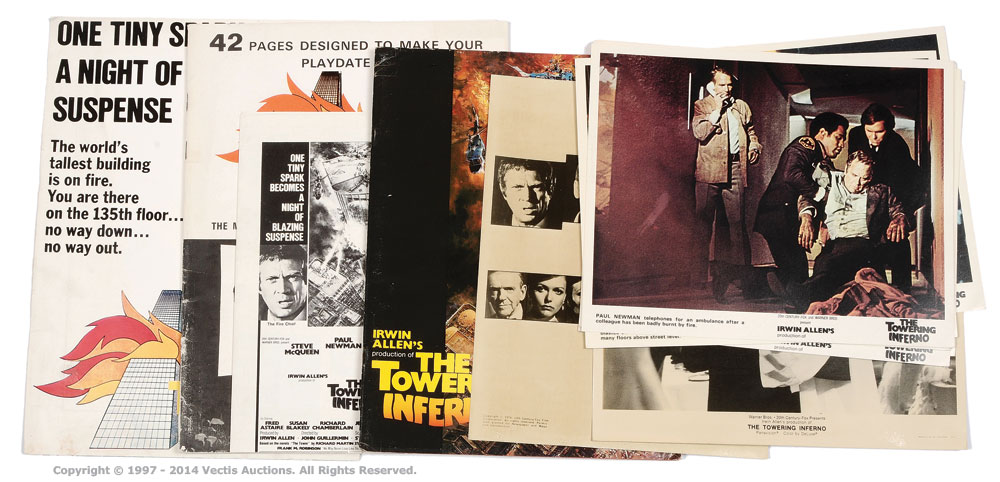 The Towering Inferno (1974) Lot