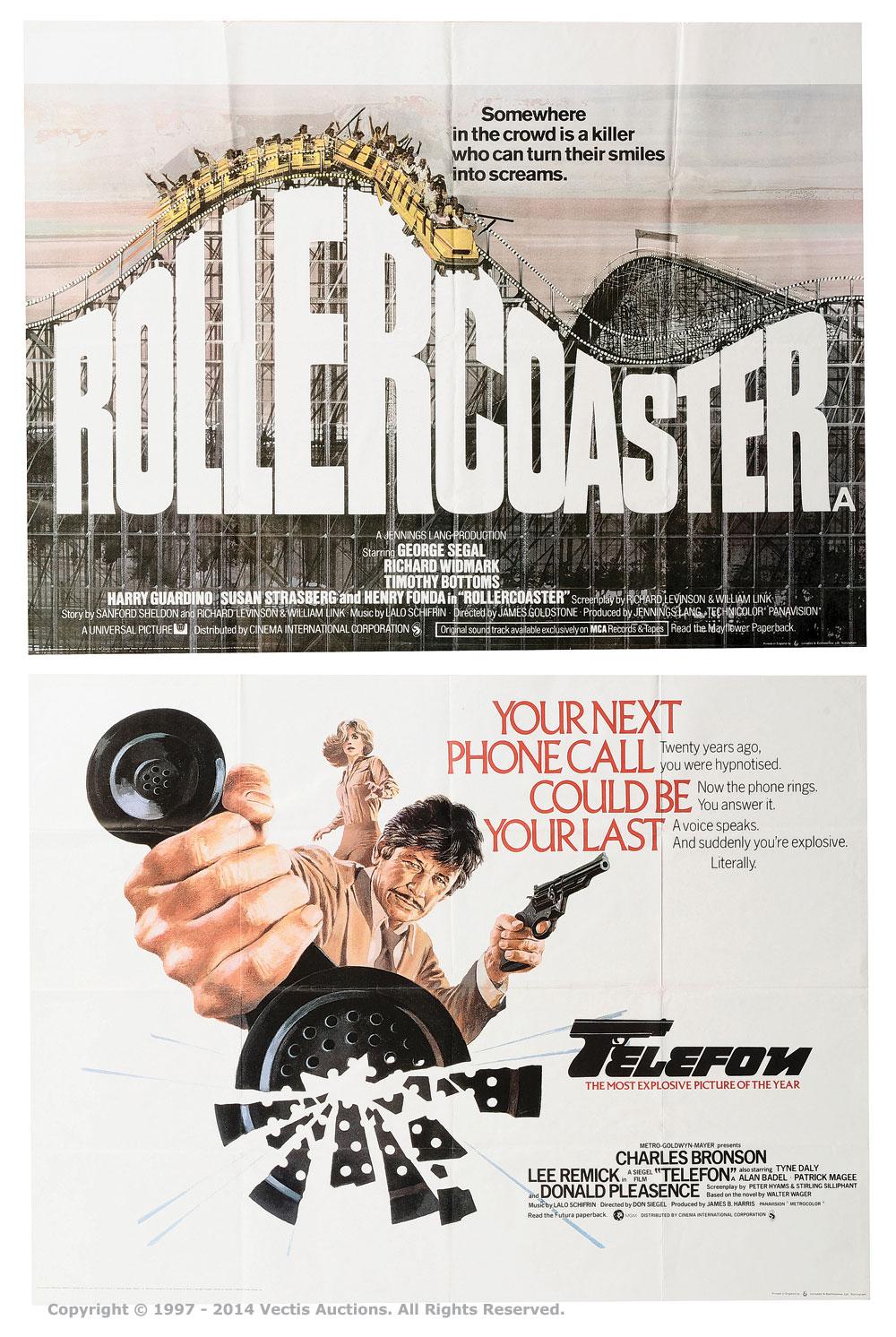 Film Poster Lot (1977)