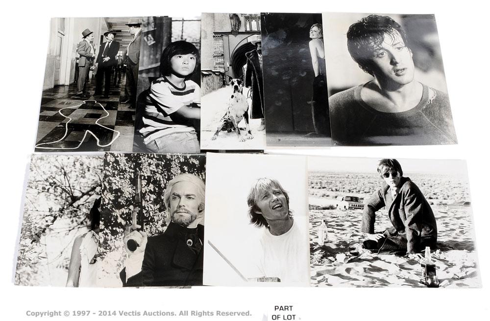 Film Stills Lot (1970s-1980s)