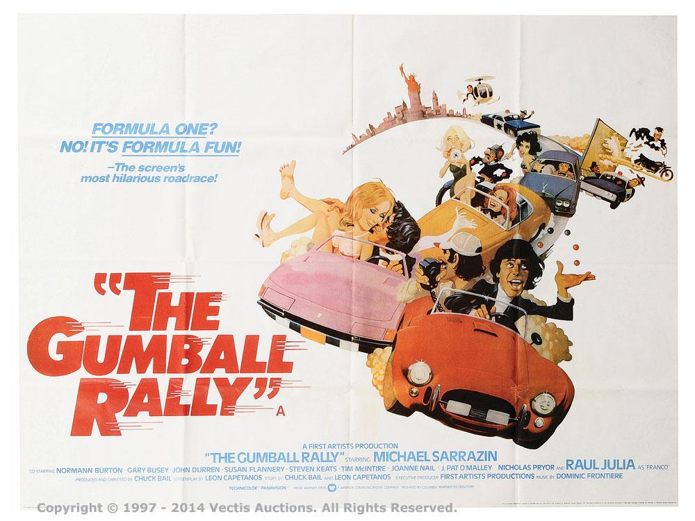 Film Poster Lot (1974-1978)