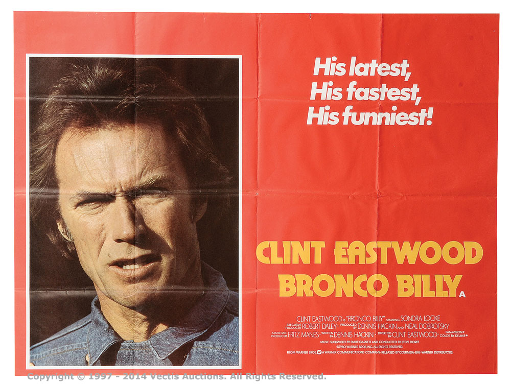 Film Poster Lot (1979-1985)