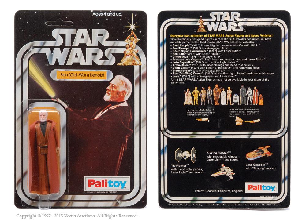 Palitoy Star Wars Ben