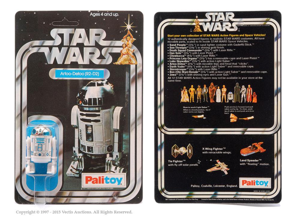 Palitoy Star Wars Artoo-Detoo