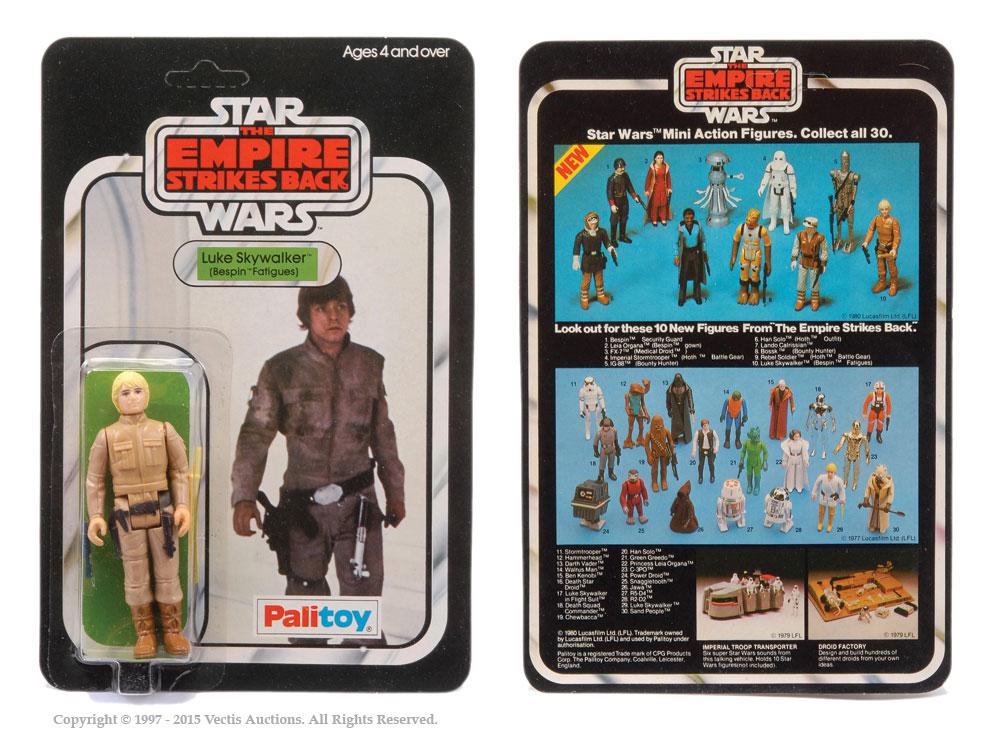 Palitoy Star Wars The Empire Strikes Back Luke Skywalker