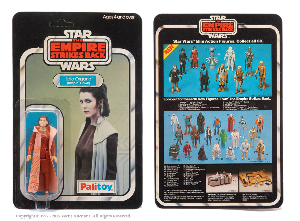 Palitoy Star Wars The Empire Strikes Back Leia Organa