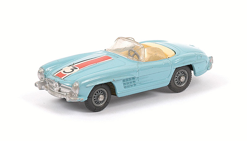 Corgi Mercedes Benz 300SL Roadster Pre-production issue finished in ...