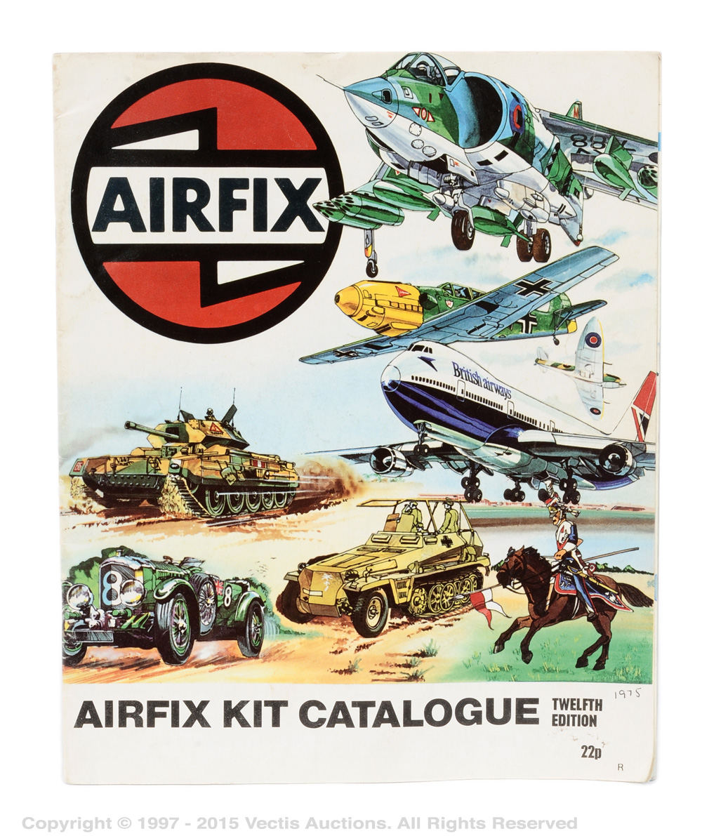 Airfix catalogue 1977 pdf file